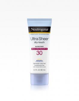 Neurtogena Ultra Sheer Dry-Touch Sunscreen SPF30 - 88ml